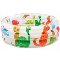 Baby opblaaszwembad Dino