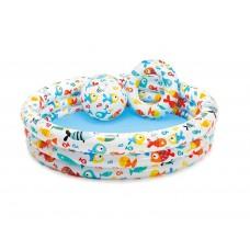 Fishbowl zwembad set