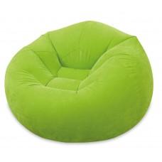 Intex Beanless Bag -  Comfortabele lounge stoel (Groen)