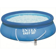 Intex Easy Set zwembad 396 x 84 cm