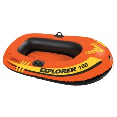 Intex Explorer Pro 100 Eénpersoons opblaasboot