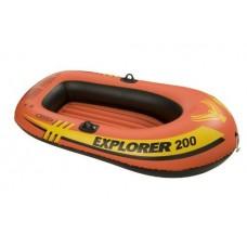 Intex Explorer Pro 200 - Tweepersoons opblaasboot