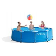 Intex Metal Frame zwembad 305 x 76 cm - Zonder filterpomp