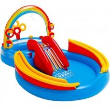 Intex speelzwembad 'Regenboog'