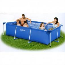 Intex zwembad Klein Frame 220 x 150 x 60 cm