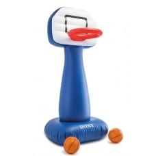 Opblaasbare basketbal set