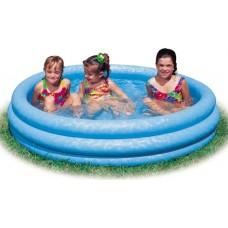 Opblaasbaar zwembad Blauw