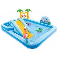 Zwembad speelcentrum 'Jungle Adventure'