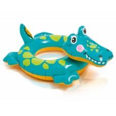 Zwemband in diervorm - Krokodil