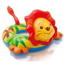 Zwemband in diervorm - Leeuw
